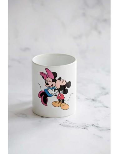 Mug Mickey and Minnie